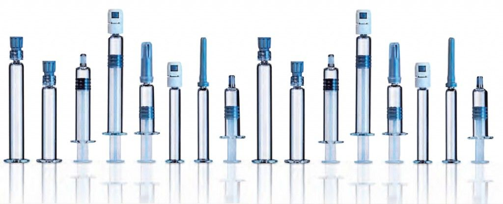 Autoinjector syringes